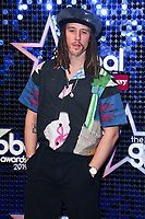 LONDON, UK. March 07, 2019: JP Cooper arriving for the Global Awards 2019 at the Hammersmith Apollo, London.<br /> Picture: Steve Vas/Featureflash