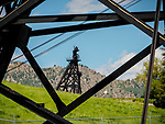 Historic copper mining city of Butte, Montana