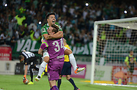 Atletico Nacional vs Rionegro Aguilas, 04-06-2016. LA I_2016