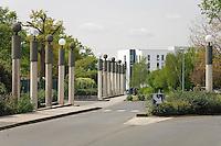 Rue du Chene Germain, Cesson Nord