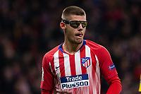 Francisco Montero of Atletico de Madrid during the match between Atletico de Madrid and Borussia Dortmund of UEFA Champions League 2018-2019, group A, date 4 played at the Wanda Metropolitano Stadium. Madrid, Spain, 6 NOV 2018.