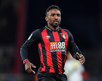 Jermain Defoe of AFC Bournemouth during AFC Bournemouth vs Norwich City, Caraboa Cup Football at the Vitality Stadium on 30th October 2018