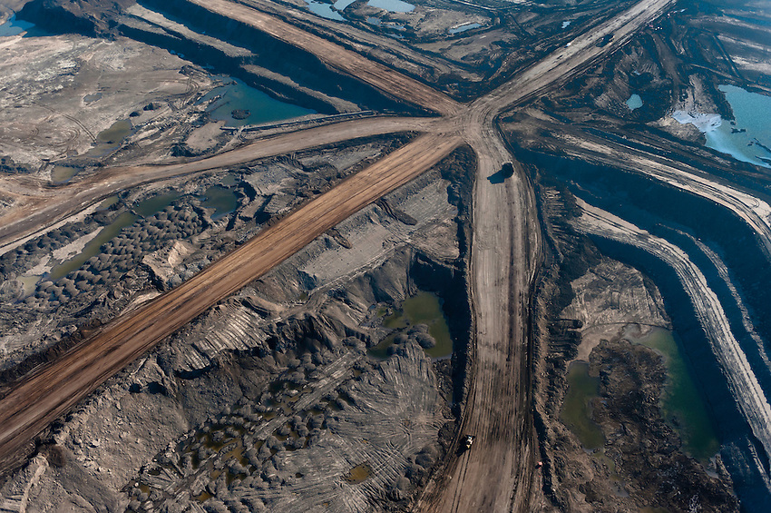 Alberta Athabasca Tar Sands or Oil Sands. Alberta Athabasca Tar Sands or Oil Sands. Their production results in greater water and energy consumption, impacts a larger landbase, and produces more greenhouse gases than conventional methods.
