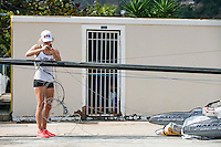 AR_07302016_RIO_HOUSTON_0101.ARW  © Amory Ross / US Sailing Team.  HOUSTON - TEXAS- USA. July 30, 2016. The US Sailing Team moves their boats and equipment from Niteroi, the training center for the past three years, across Guanabara Bay to the new Olympic sailing venue in Rio de Janeiro.