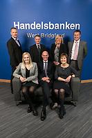 Handelsbanken West Bridgford team