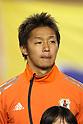 Hiroshi Kiyotake (JPN), March 14, 2012 - Football / Soccer : 2012 London Olympics Asian Qualifiers Final Round, Group C Match between U-23 Japan 2-0 U-23 Bahrain at National Stadium, Tokyo, Japan. (Photo by Daiju Kitamura/AFLO SPORT) [1045]