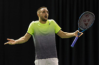 ABN AMRO World Tennis Tournament, 13 Februari, 2018, Tennis, Ahoy, Rotterdam, The Netherlands, Viktor Troicki (SER)<br /> <br /> Photo: www.tennisimages.com