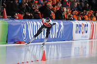 SPEED SKATING: STAVANGER: Sørmarka Arena, 31-01-2016, ISU World Cup, 3000m Ladies Division A, Martina Sábliková (CZE), ©photo Martin de Jong