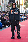 2018/10/21 Tokyo,the Runway from Shibuya Fashion Week 2018.<br /> (Photos by Michael Steinebach / AFLO)