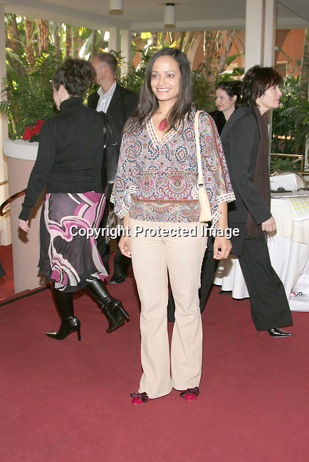 Judy Reyes<br />The Hollywood Reporter&rsquo;s Annual Women In Entertainment Power 100 Breakfast<br />Beverly Hills Hotel<br />Beverly Hills, CA, USA<br />Tuesday, December 7th, 2004 <br />Photo By Celebrityvibe.com/Photovibe.com, <br />New York, USA, Phone 212 410 5354, <br />email: sales@celebrityvibe.com