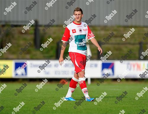 2011-07-19 / Voetbal / seizoen 2011-2012 / R. Antwerp FC / Jari Verhaegen..Foto: mpics