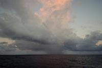 Rain Showers offshore