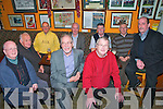 Lartigue Mono Rail Volunteers Xmas Party. : Volunteer members of the Lartigue Mono Railway project enjoying their Christmas party at Jet Carroll's Bar, Loistowel on Friday night last. L - R: Junior Griffin, Pat Walsh, John McConnell, Tony Behan, Ray Barrett, Pat Broadbent, Derry Reen, Paddy Keane & Martin Griffin.