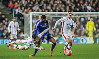 MK Dons v Chelsea - FA Cup 4th Round - 31.01.2016