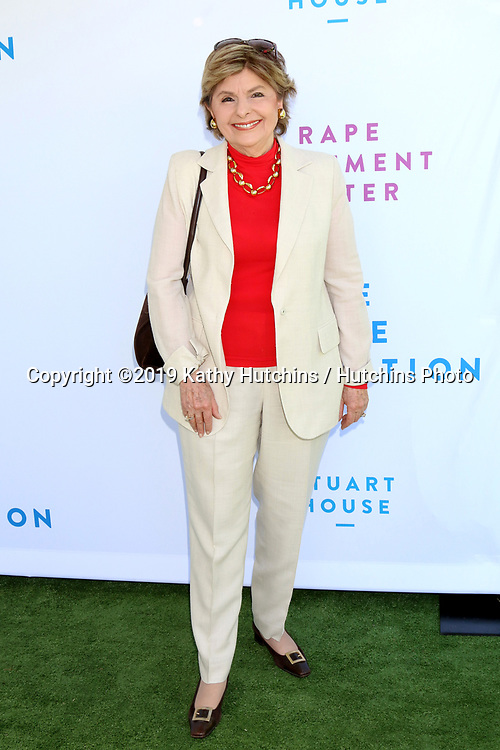 LOS ANGELES - OCT 6:  Gloria Allred at  The Rape Foundation's Annual Brunch at the Private Estate on October 6, 2019 in Beverly Hills, CA