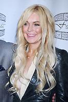 Lindsay Lohan en la conferencia de prensa en Gotti Sheraton New York Hotel & Towers en Nueva York. 12 de abril 2011.*Foto:©RW/NORTE* PHOTO.COM/mpi01/MediaPunch Inc*