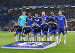 Chelsea's team group<br /> <br /> - UEFA Champions League - Chelsea vs Paris Saint Germain - Stamford Bridge - London - England - 9th March 2016 - Pic David Klein/Sportimage