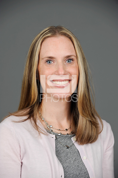 Head shot of Women's Professional Soccer (WPS) CEO Jennifer O'Sullivan in Downingtown, PA, on October 26, 2011.