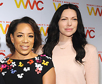 NEW YORK, NY - NOVEMBER 01: Selenis Levya and Laura Prepon attends the 2018 Women's Media Awards at Capitale on November 1, 2018 in New York City.a attends the 2018 Women's Media Awards at Capitale on November 1, 2018 in New York City.  <br /> CAP/MPI/JP<br /> &copy;JP/MPI/Capital Pictures