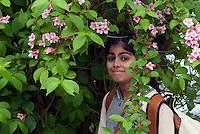 Safina in the Bishop's Garden