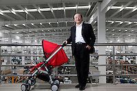 Song Zhenghuai, founder of Goodbaby, China's largest manufacturer and supplier of infants and children products.