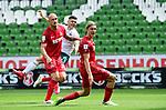 2:0 Tor v.l. Rafael Czichos, Torschuetze Milot Rashica (Bremen), Sebastiaan Bornauw<br />Bremen, 27.06.2020, Fussball Bundesliga, SV Werder Bremen - 1. FC Koeln<br />Foto: VWitters/Witters/Pool//via gumzmedia/nordphoto<br /> DFL REGULATIONS PROHIBIT ANY USE OF PHOTOGRAPHS AS IMAGE SEQUENCES AND OR QUASI VIDEO<br />EDITORIAL USE ONLY<br />NATIONAL AND INTERNATIONAL NEWS AGENCIES OUT