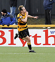 30/04/2008   Copyright Pic: James Stewart.File Name : sct_jspa04_alloa_v_clyde.ANDY SCOTT CELEBRATES AFTER HE SCORES ALLOA'S FIRST.James Stewart Photo Agency 19 Carronlea Drive, Falkirk. FK2 8DN      Vat Reg No. 607 6932 25.Studio      : +44 (0)1324 611191 .Mobile      : +44 (0)7721 416997.E-mail  :  jim@jspa.co.uk.If you require further information then contact Jim Stewart on any of the numbers above........