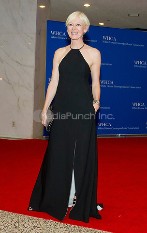 Joanna Coles arrives for the 2014 White House Correspondents Association Annual Dinner at the Washington Hilton Hotel on Saturday, May 3, 2014.<br /> Credit: Ron Sachs / CNP<br /> (RESTRICTION: NO New York or New Jersey Newspapers or newspapers within a 75 mile radius of New York City) /MediaPunch