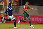 Envigado le gana 2-0 a Millonarios con dos gole de Neider Morantes, uno de penal. Así, se se suma a la punta del Apertura.