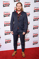 Christian Brassington arriving for the Empire Awards 2018 at the Roundhouse, Camden, London, UK. <br /> 18 March  2018<br /> Picture: Steve Vas/Featureflash/SilverHub 0208 004 5359 sales@silverhubmedia.com