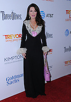 04 December 2016 - Beverly Hills, California. Lisa Vanderpump.   TrevorLIVE Los Angeles 2016 Fundraiser held at Beverly Hilton Hotel. Photo Credit: Birdie Thompson/AdMedia