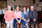 Ann Brennan (Trevanna mum), Councillor Tom Barry (SINN Féin) Trevanna Chute Barry and Patsy Barry (Tom's Father) at the recent get together in the New Kingdom Bar in Listowel to celebrate Tom's Re-election to the Kerry County Council.