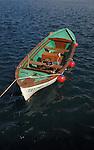 Fishing boat, Puerto de la Estaca, El Hierro, Canary Islands, Spain.