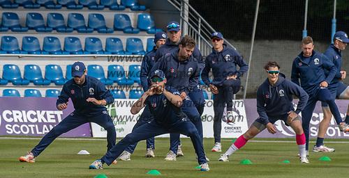 Scotland V Sri Lanka 2nd One Day International at Grange CC, Edinburgh - - picture by Donald MacLeod - 21.05.19 - 07702 319 738 - clanmacleod@btinternet.com - www.donald-macleod.com