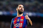 FC Barcelona's Arda Turan during Champions League match between Futbol Club Barcelona and VfL Borussia Mönchengladbach  at Camp Nou Stadium in Barcelona , Spain. December 06, 2016. (ALTERPHOTOS/Rodrigo Jimenez)