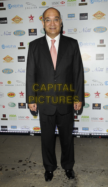 Keith Vaz MP .attended the World Food Awards 2011, Grosvenor House hotel, Park Lane, London, England, UK, 1st October 2011..full length suit black glasses pink tie white shirt .CAP/CAN.©Can Nguyen/Capital Pictures.