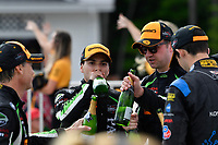 IMSA WeatherTech SportsCar Championship<br /> Continental Tire Road Race Showcase<br /> Road America, Elkhart Lake, WI USA<br /> Sunday 6 August 2017<br /> 22, Nissan DPi, P, Johannes van Overbeek, Luis Felipe Derani, 2, Nissan DPi, P, Scott Sharp, Ryan Dalziel, 10, Cadillac DPi, P, Ricky Taylor, Jordan Taylor<br /> World Copyright: Richard Dole<br /> LAT Images<br /> ref: Digital Image RD_RA_2017_166