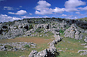 10/06/98 - CAUSSE MEJEAN - LOZERE - FRANCE - Chaos de Nimes le Vieux - Photo  Jerome CHABANNE