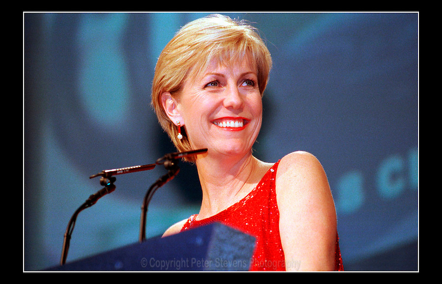 Jill Dando (1961 - 1999) - What Car? Awards 1999 - Grosvenor House Hotel, London, Park Lane, London W1