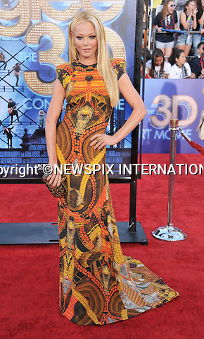 "CHARLOTTE ROSS.attends the World Premiere of ""Glee The 3D Concert Movie"" at the Regency Village Theater, Westwood, Los Angeles_06/08/2011.Mandatory Photo Credit: ©Crosby/Newspix International. .**ALL FEES PAYABLE TO: ""NEWSPIX INTERNATIONAL""**..PHOTO CREDIT MANDATORY!!: NEWSPIX INTERNATIONAL(Failure to credit will incur a surcharge of 100% of reproduction fees).IMMEDIATE CONFIRMATION OF USAGE REQUIRED:.Newspix International, 31 Chinnery Hill, Bishop's Stortford, ENGLAND CM23 3PS.Tel:+441279 324672  ; Fax: +441279656877.Mobile:  0777568 1153.e-mail: info@newspixinternational.co.uk"