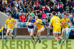 Eánna Ó Conchúir Kerry in action against  Meath in the All Ireland Junior Football Final at O'Moore Park, Portlaoise on Saturday.