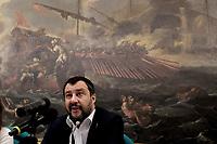 Matteo Salvini e Alessandra Locatelli