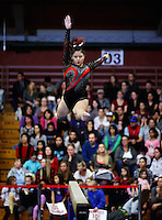 Stanford, CA; Sunday January 24, 2016; Women's Gymnastics, Stanford vs California and San Jose State.