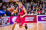 Anthony DiLEO (#11 Telekom Baskets Bonn) \ beim Spiel in der Basketball Bundesliga, MHP Riesen Ludwigsburg - Telekom Baskets Bonn.<br /> <br /> Foto &copy; PIX-Sportfotos *** Foto ist honorarpflichtig! *** Auf Anfrage in hoeherer Qualitaet/Aufloesung. Belegexemplar erbeten. Veroeffentlichung ausschliesslich fuer journalistisch-publizistische Zwecke. For editorial use only.