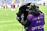 Camera Tv <br /> Roma 17/03/2018, Stadio Olimpico <br /> NatWest 6 Nations Championship <br /> Trofeo Sei Nazioni <br /> Italia - Scozia / Italy - Scotland <br /> Foto Andrea Staccioli / Insidefoto