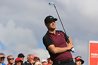 Lucas Bjerregaard (DEN) on the 5th tee during Round 4 of Made in Denmark at Himmerland Golf &amp; Spa Resort, Farso, Denmark. 27/08/2017<br /> Picture: Golffile | Thos Caffrey<br /> <br /> All photo usage must carry mandatory copyright credit     (&copy; Golffile | Thos Caffrey)
