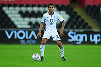 Kyle Naughton of Swansea City in action during the Sky Bet Championship match between Swansea City and Millwall at the Liberty Stadium in Swansea, Wales, UK. Saturday 23rd November 2019