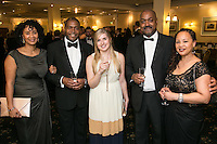 From left are Susan Baptiste, Clarkson Baptiste, Laura Such, Paul Thoma and Joy Thomas
