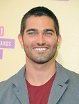 Tyler Hoechlin at The 2012 MTV Video Music Awards held at Staples Center in Los Angeles, California on September 06,2012                                                                   Copyright 2012  DVS / Hollywood Press Agency