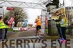 Gary O'Hanlon winning the Kerry's Eye Tralee, Tralee International Marathon on Saturday.